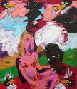 Robert Colescott - Summertime