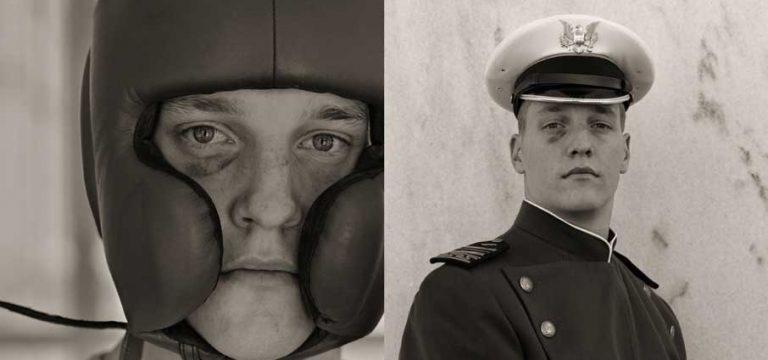Lee Poage, Boxer, USAFA