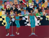 Douglas Bourgeois - Untitled (Martha and Vandellas)