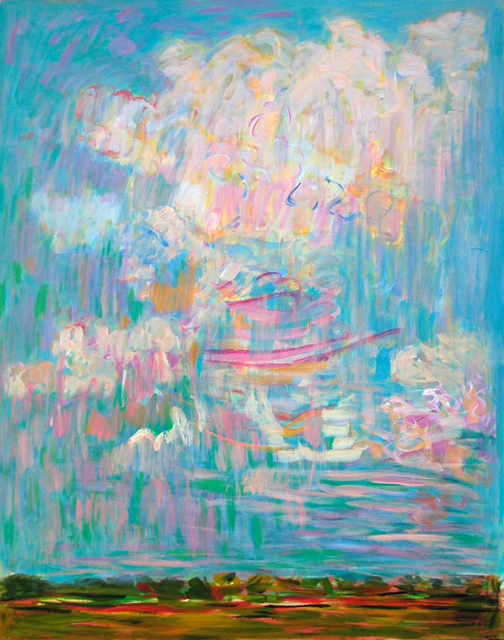 Elemore Morgan Jr-Wall of Clouds