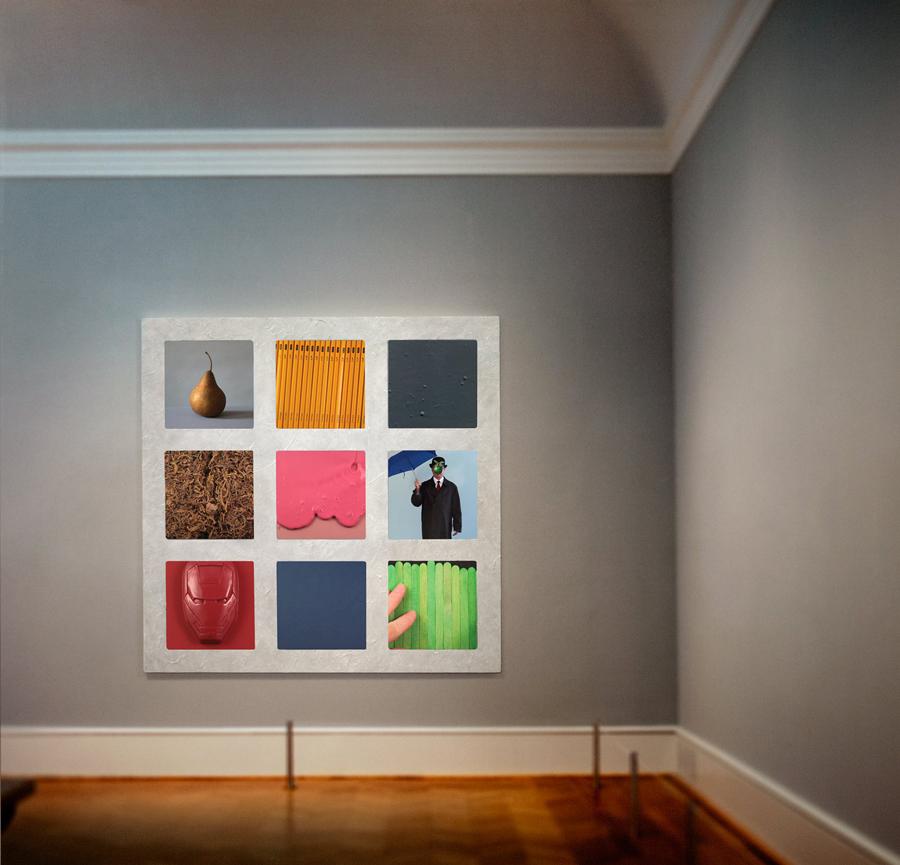 Gregory Scott - Color Grid