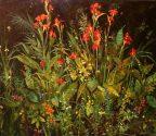 John Alexander - Night Gardener