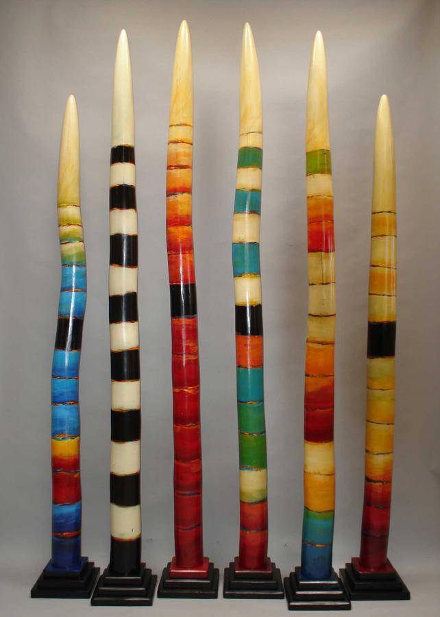 John Geldersma - Spirit Poles