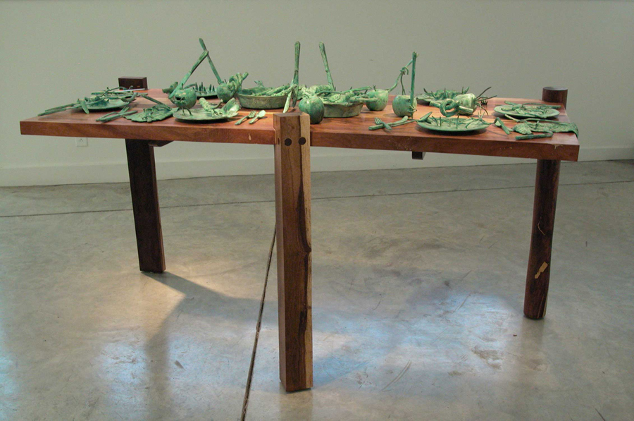 John Scott - Third World Banquet Table