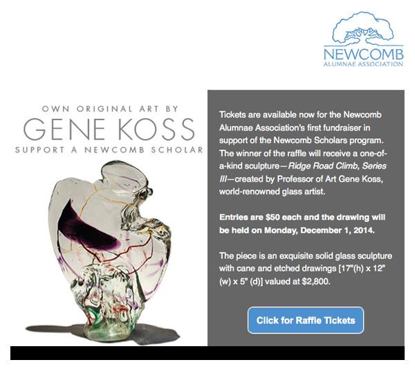 Gene-Koss-Newcomb-Raffle