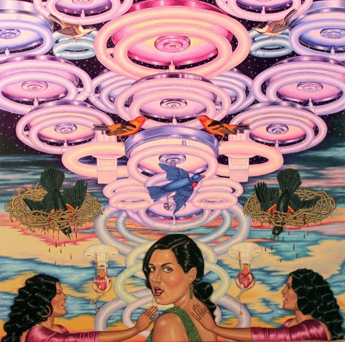 'Double Holy Spirit Coco,' Douglas Bourgeois