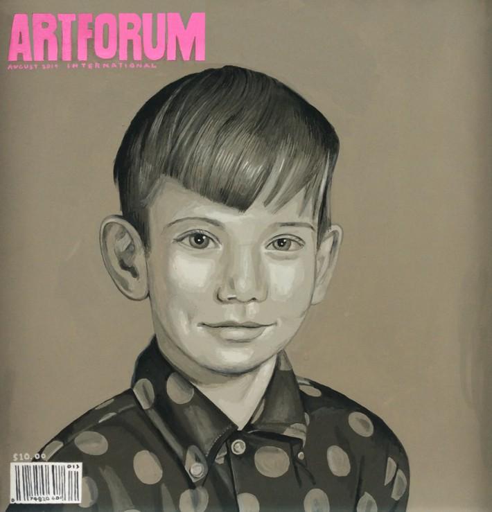 ARTFORUM, August 2014