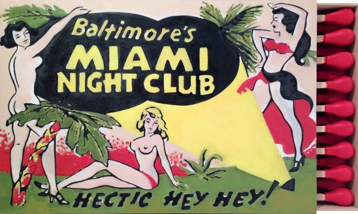 Baltimore's Miami Nightclub