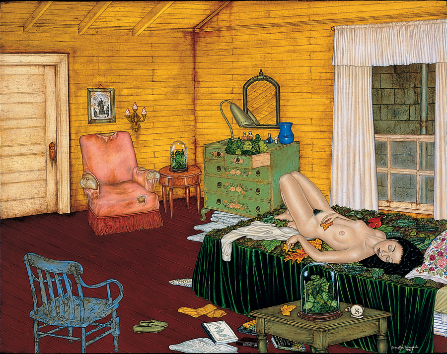 Douglas Bourgeois Dreaming of Home, 1993