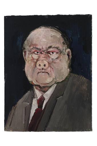 """Pigman,"" 2009  Meadows Museum"