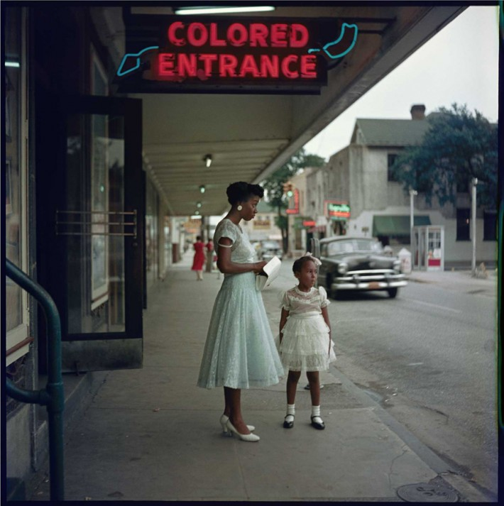 Gordon Parks Department Store, Mobile, Alabama,1956 2013 Archival pigment print, Ed. of 7 34 x 34 inches 40 3/4 x 39 3/4 inches (framed) © The Gordon Parks Foundation
