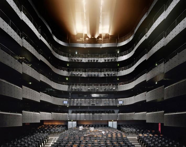 Opéra Nouvel Lyon, France, 2014 David Leventi, courtesy of Damiani & Rick Wester Fine Art