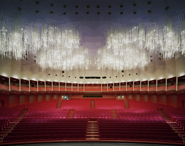 Teatro Regio Turin, Italy, 2010 David Leventi, courtesy of Damiani & Rick Wester Fine Art