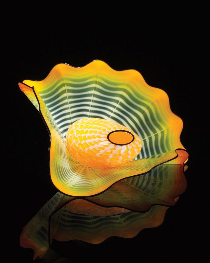 Dale-Chihuly-Mandarin-Yellow-Persian