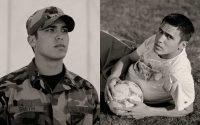 Allan Smith, Soccer player, USAFA - Diptych