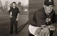 David Woolsey, Baseball player, USNA - Diptych