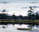 Grassy Lake - First Light