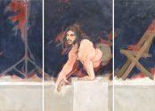 B J Robinson (Triptych)