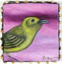 Terra #26: Palm Tanager - female
