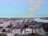 The Bywater From Above Washington Square