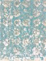 Study for Pattern (Blue Peony)