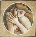 Cowering Female Head (15741)