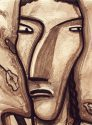 Untitled - Female Head (10576)