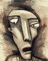 Untitled - Male Head (10572)