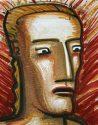 Untitled - Male Head (10582)