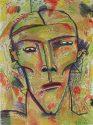 Untitled - Male Head (3482)