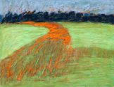 Untitled 13691 (Field and Road), n/d