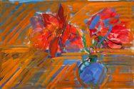 Untitled 13699 (Flowers in Vase), n/d