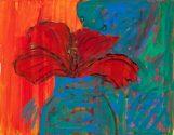 Untitled 13700 (Flower in Jar), n/d