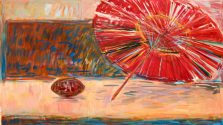 Untitled Still Life with Parasol (13773), n/d