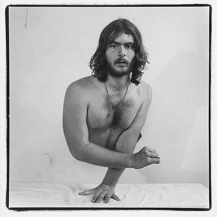 George Dureau, BJ Robinson, 1983