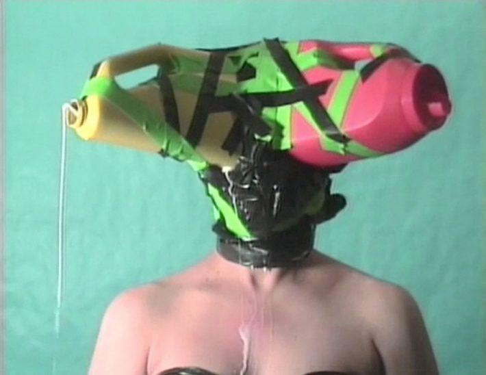 Cheryl Donegan: Lieder, 2000. Video (color, sound), 2.45 min.