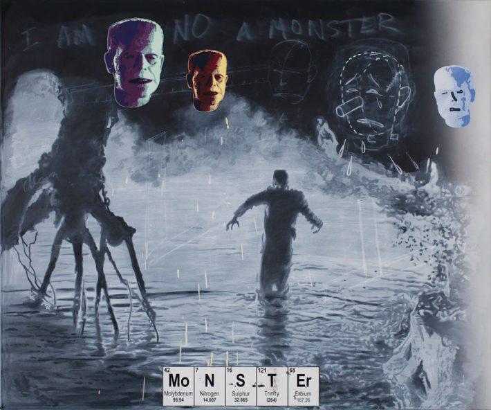Vernon-Fisher-I-Am-No-A-Monster