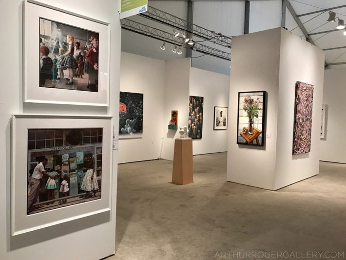 Arthur Roger Gallery at Art Miami 2016
